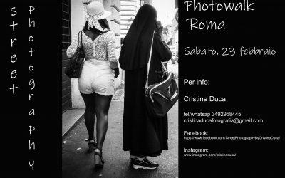 Street photowalk